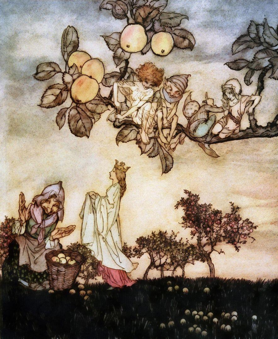 Geschichte Des Obstes Apfel Birne